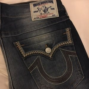 True Religion Jeans (Straight)
